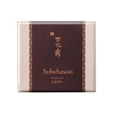 跨境直邮 Sulwhasoo/雪花秀宫中蜜皂中样50g